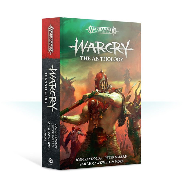 BL2738 Warcry Anthology HB