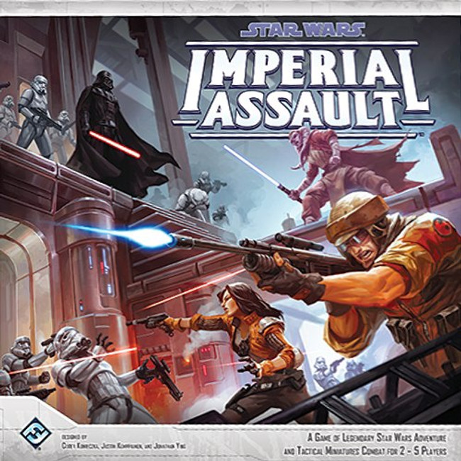Starwars Imperial Assault Core Set