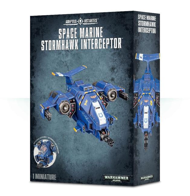 48-42 Space Marine Stormhawk Interceptor 2017