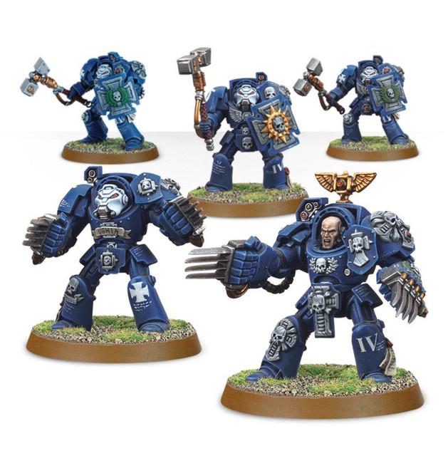 48-34 Terminator Combat Squad