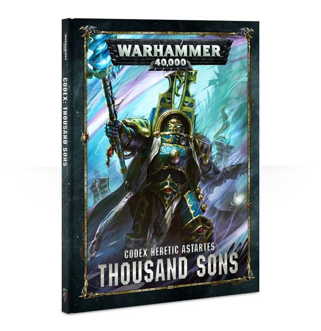 43-09 Codex - Thousand Sons