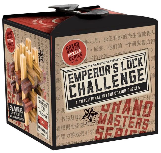 GMP: Emperor's Lock Challenge
