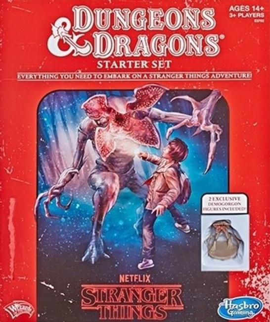 Dungeons & Dragons: Starter Set - Stranger Things