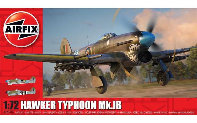 Hawker Typoon Mk.IB 1:72 Scale Model Kit