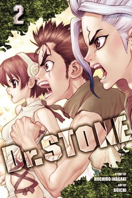 DR. Stone vol 2