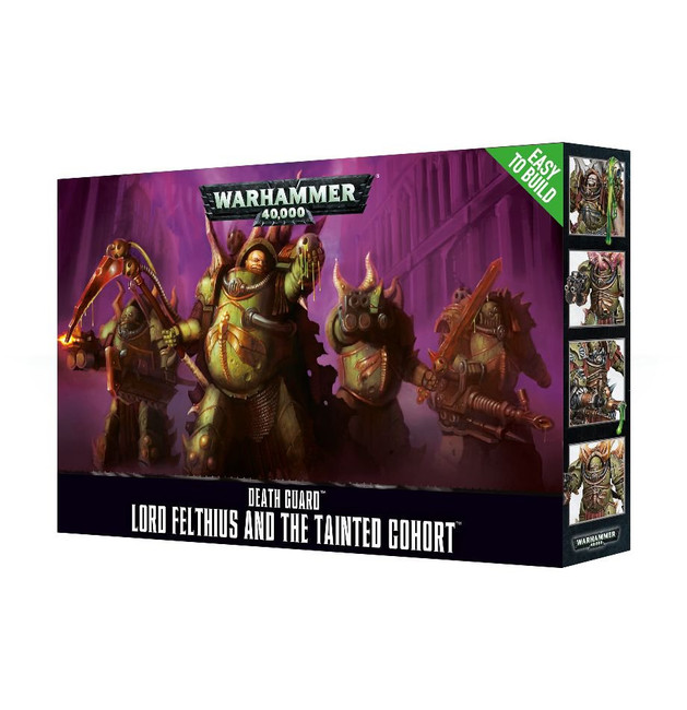 43-57 Easy to Build: Lord Felthius & The Tainted Cohort