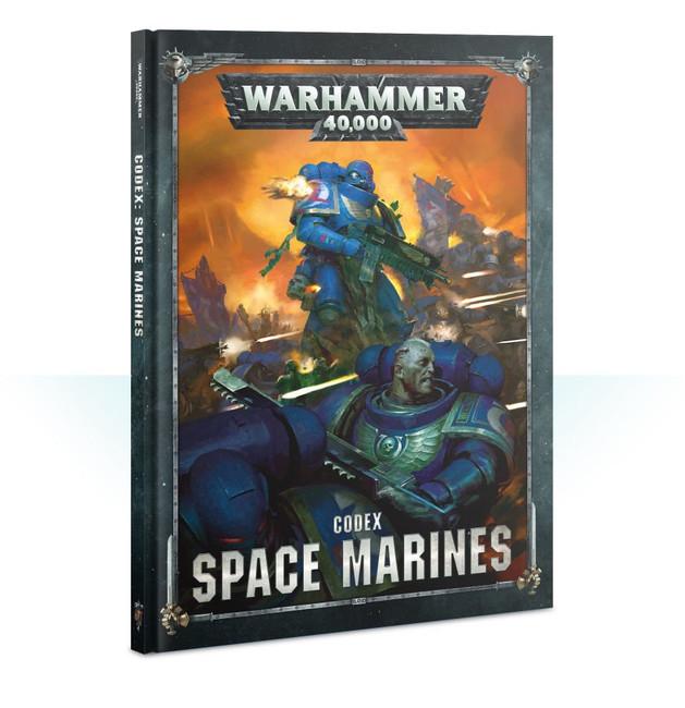 48-01-60 Codex: Space Marines 2019 HB