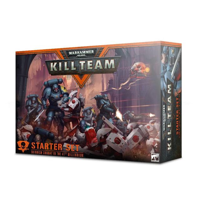 102-10-60 WH 40K Kill Team Starter Set