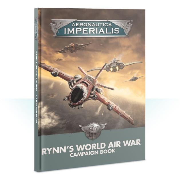 500-03 Areo Imperialis: Ryann's World Air War Campaign Book