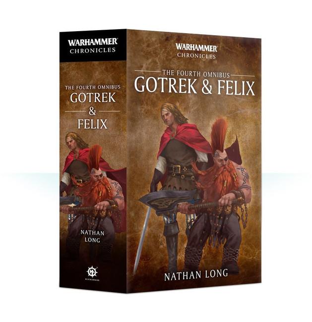 BL2745 WHC: Gotrek & Felix : The 4th Omnibus PB