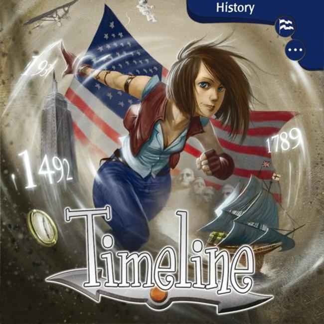 Timeline: American History