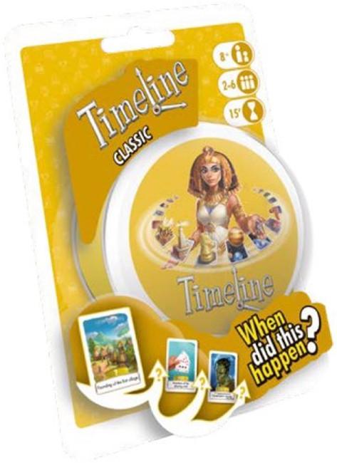 Timeline: Classic Peg Edition