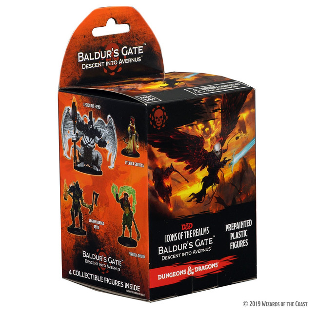 Icons of the Realms: Baldurs Gate: Decent into Avernus Booster