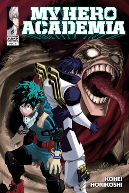 My Hero Academia vol 6