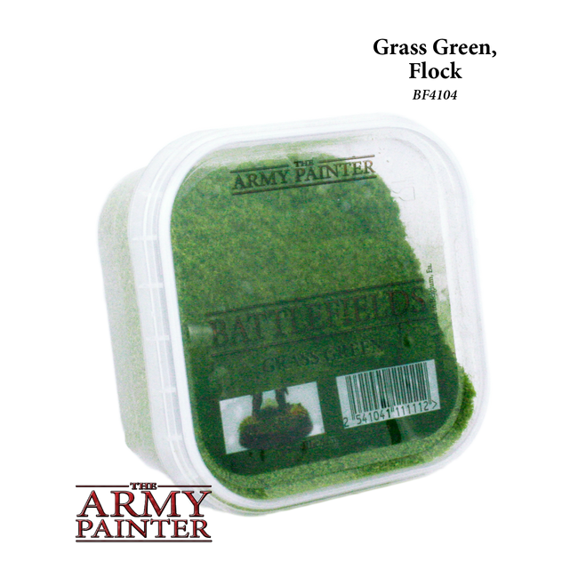 Battlefield Grass Green tub