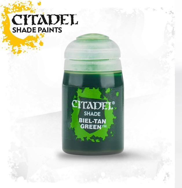 24-19 Citadel Shade: Biel Tan Green(24ml)