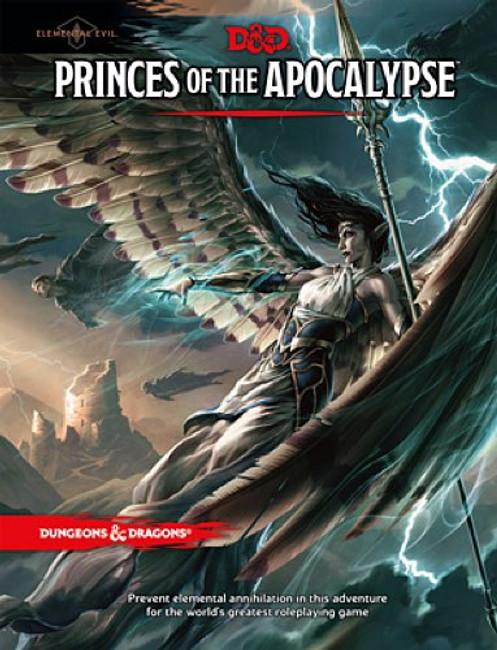 Elemental Evil: Princes of the Apocalypse