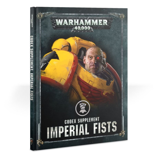55-06 Codex: Imperial Fists Supplement HB