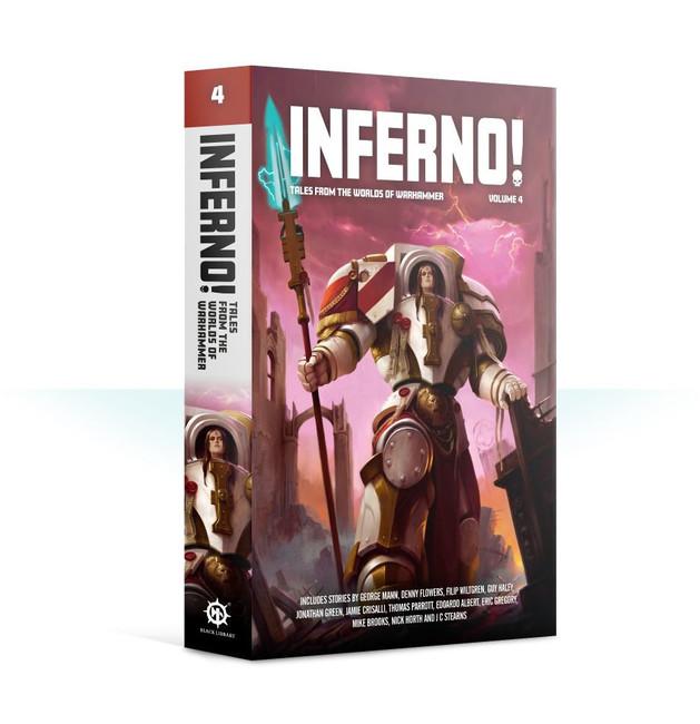 BL2765 Inferno! vol 4 PB