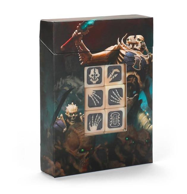 65-33 Ossiarch Bonereapers: Dice Set
