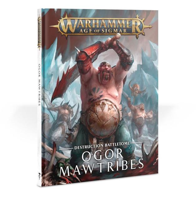 95-03 Battletome: Ogor Mawtribes