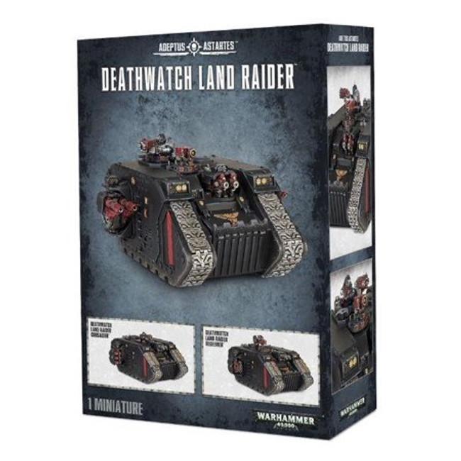39-20 Deathwatch Land Raider