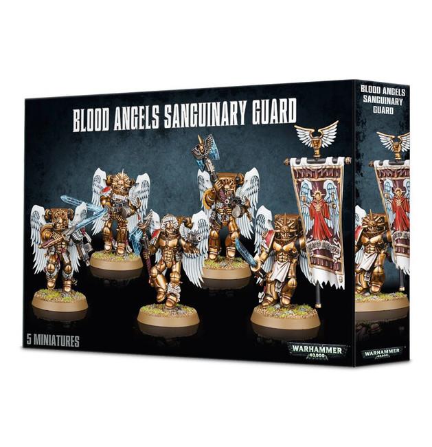 41-08 Blood Angels Sanguinary Guard 2014