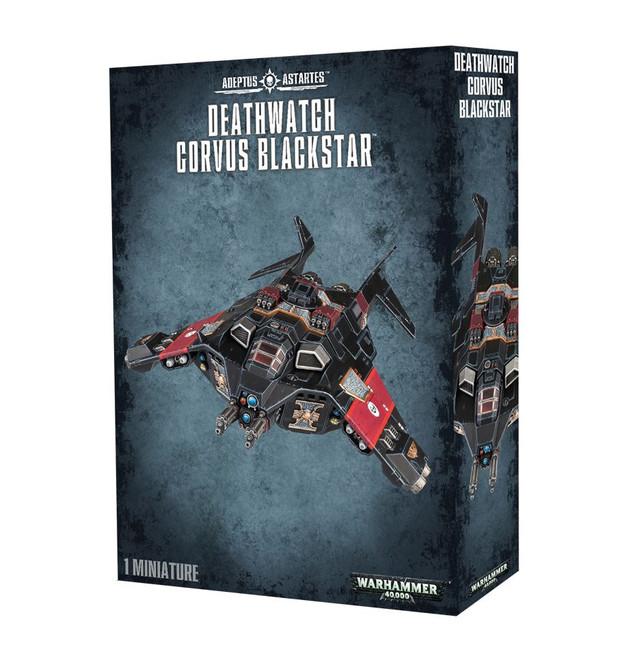 39-12 Deathwatch Corvus Blackstar