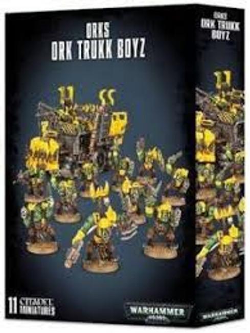 50-30 Ork Trukk Boyz