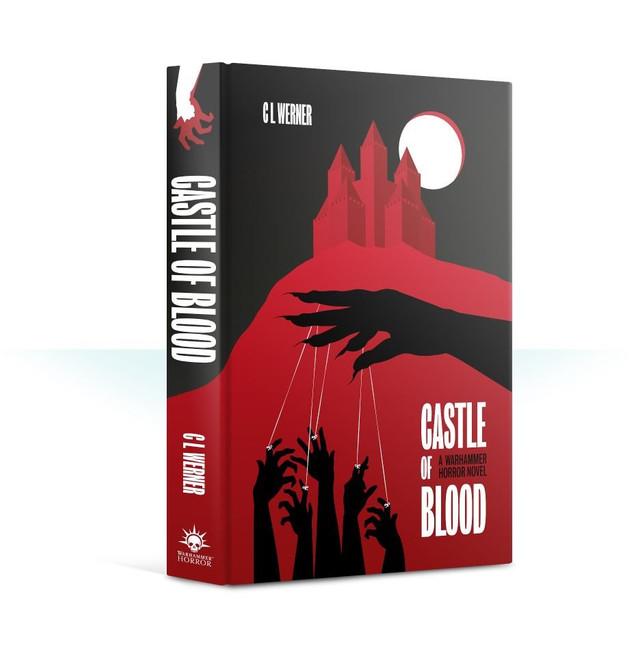 BL2780 Castle of Blood HB