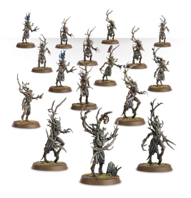 92-06 Sylvaneth Dryads