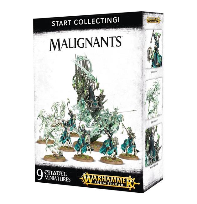 70-93 Start Collecting! Malignants