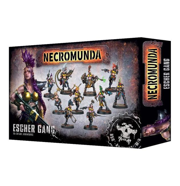 300-11 Necromunda Escher Gang