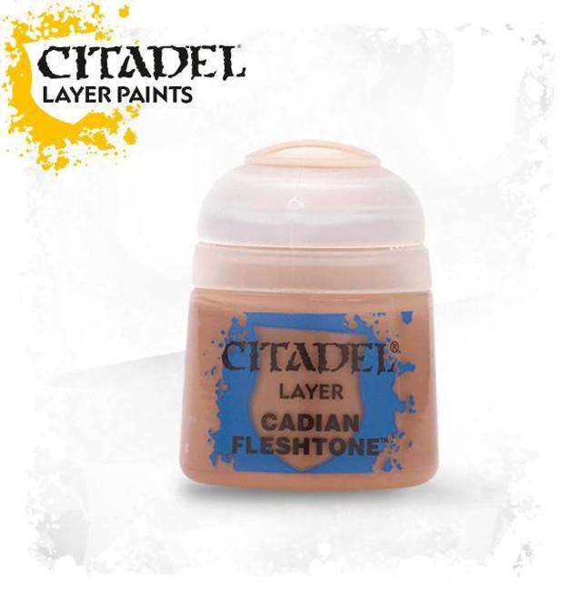 22-36 Citadel Layer: Cadian Fleshtone
