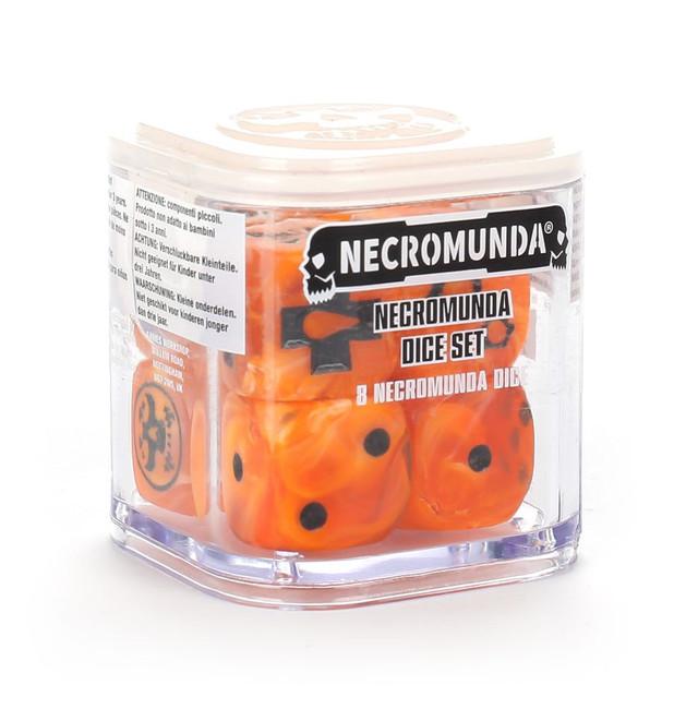 300-44 Necromunda: Dice Set