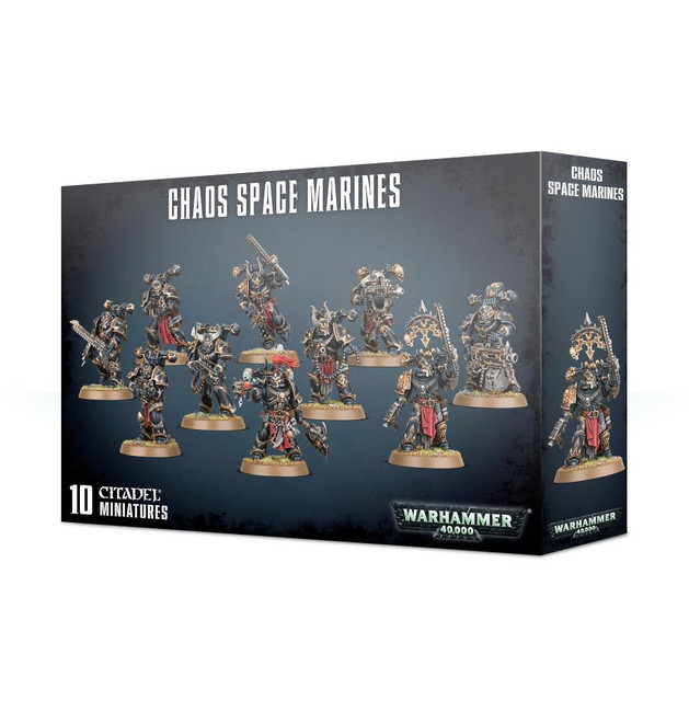 43-06 Chaos Space Marines 2019