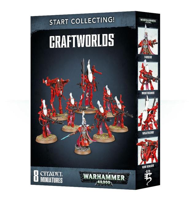 70-46 Start Collecting! Craftworlds