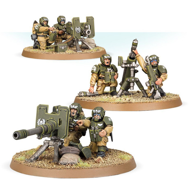 47-19 Cadian Heavy Weapons Sqd