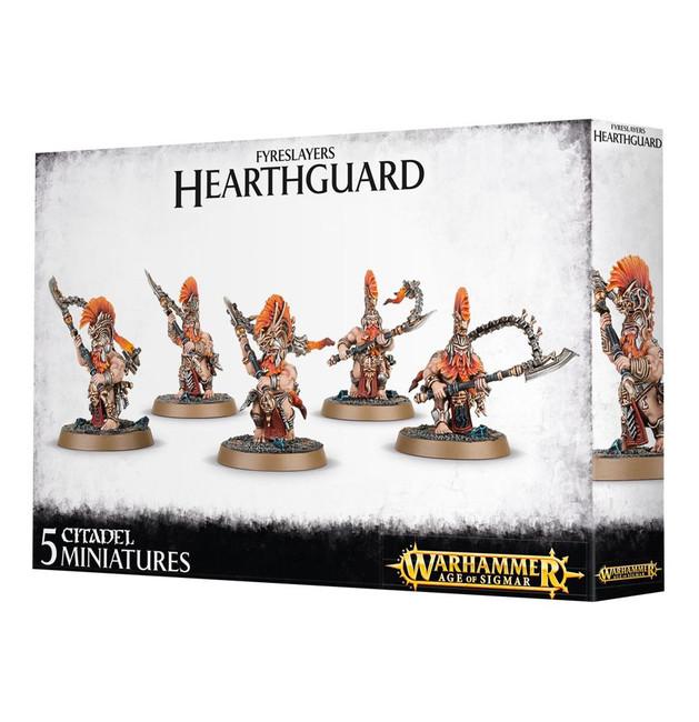 84-24 Fyreslayers Hearthguard
