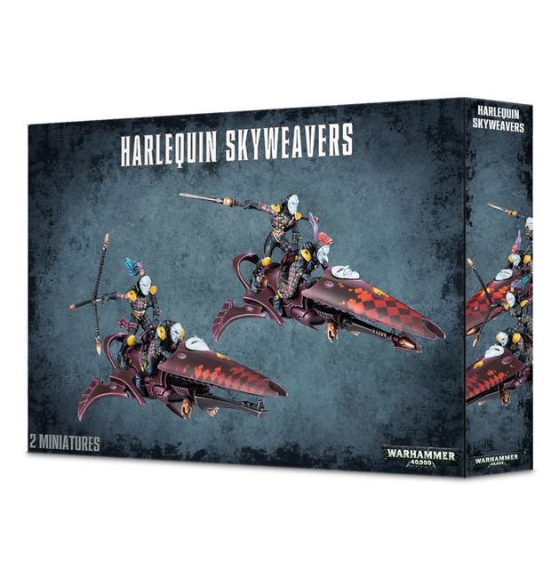 58-11 Harlequin Skyweavers