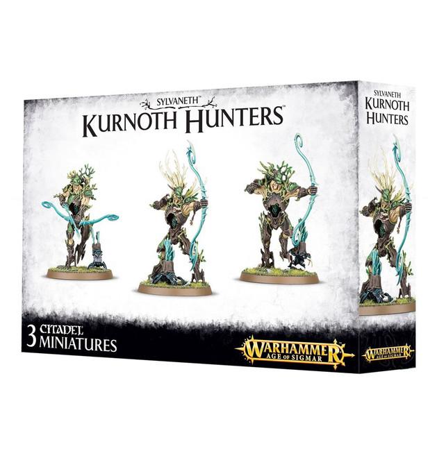 92-13 Sylvaneth Kurnoth Hunters