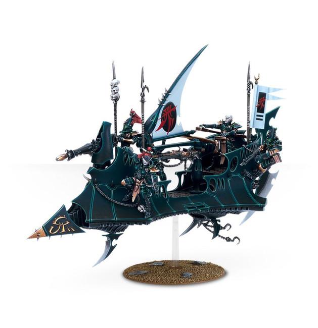 45-10 Drukhari Raider