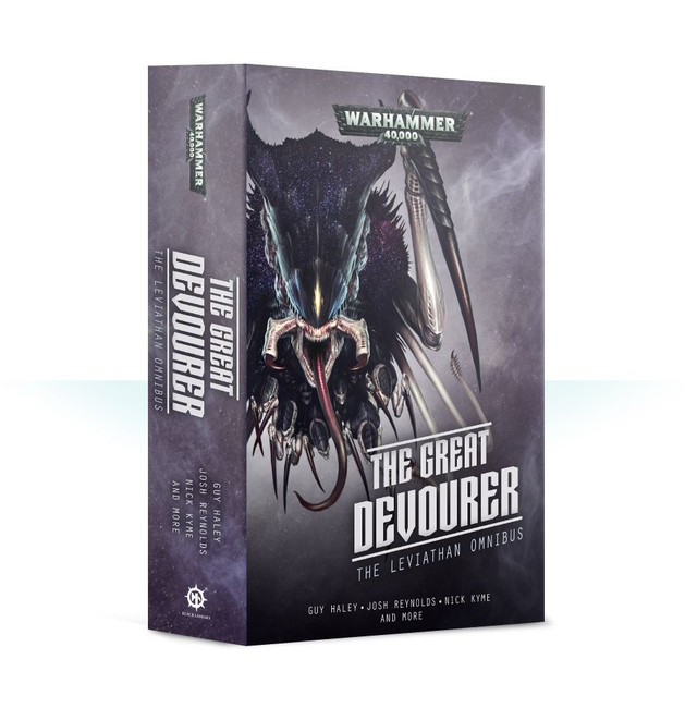 BL2787 The Great Devourer: Leviathan Omnibus PB