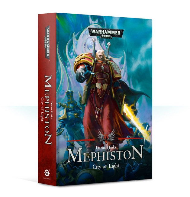 BL2800 Mephiston: City of Light HC