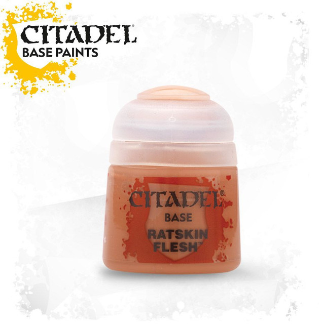 21-19 Citadel Base: Ratskin Flesh