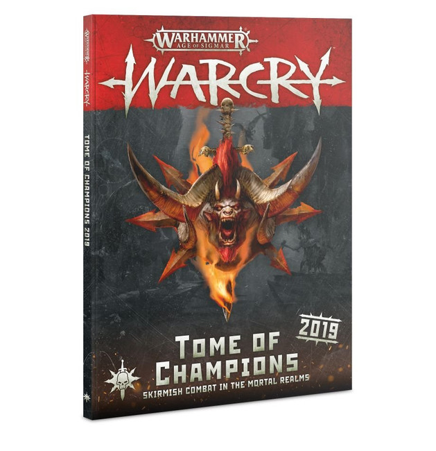111-38 Warcry: Tome of Champions 2019 SB