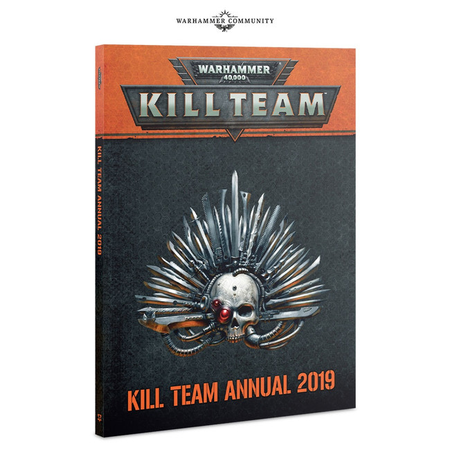 102-73 Kill Team: Annual 2019 SB