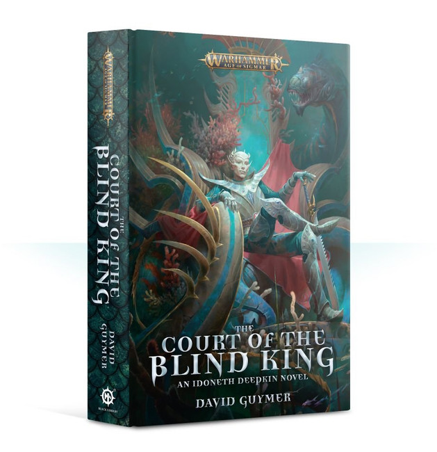 BL2795 The Court of the Blind King HB