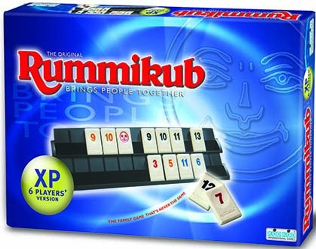 Rummikub XP (6 Players)