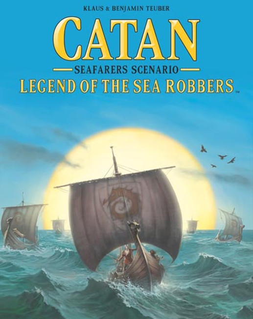 Catan Legend of the Sea Robbers